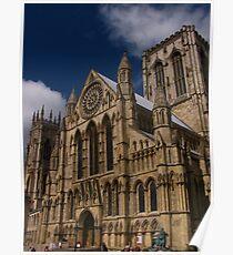 'Gothic Wonder', York Minster Poster