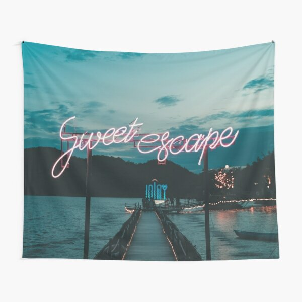 Sweet Escape Tapestry