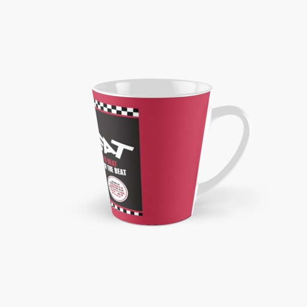 The English Beat - Hard to beat (British 2-Tone Ska) Tall Mug