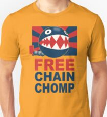 Free Chain Chomp Funny T-Shirt & Hoodies Unisex T-Shirt
