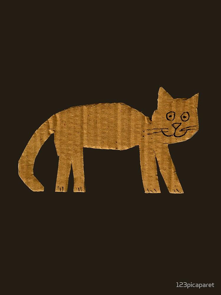 Simple cat by 123picaparet
