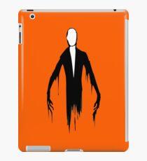 Slenderman slender man creepypasta geek funny nerd iPad Case/Skin