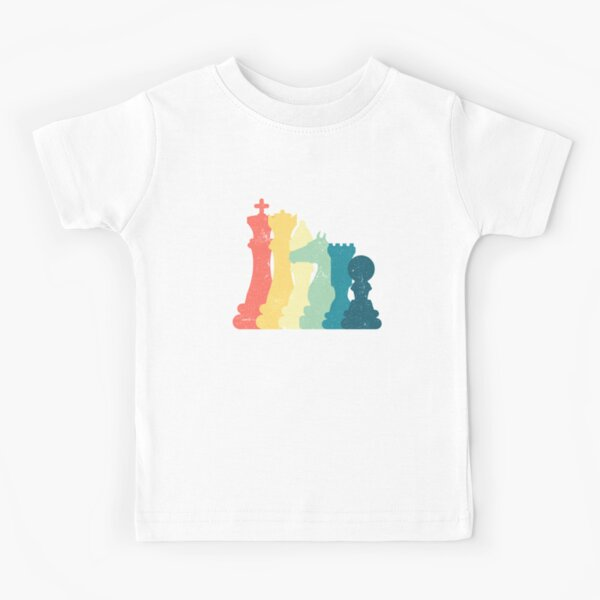 Chess T-shirts and Gift Ideas Kids T-Shirt