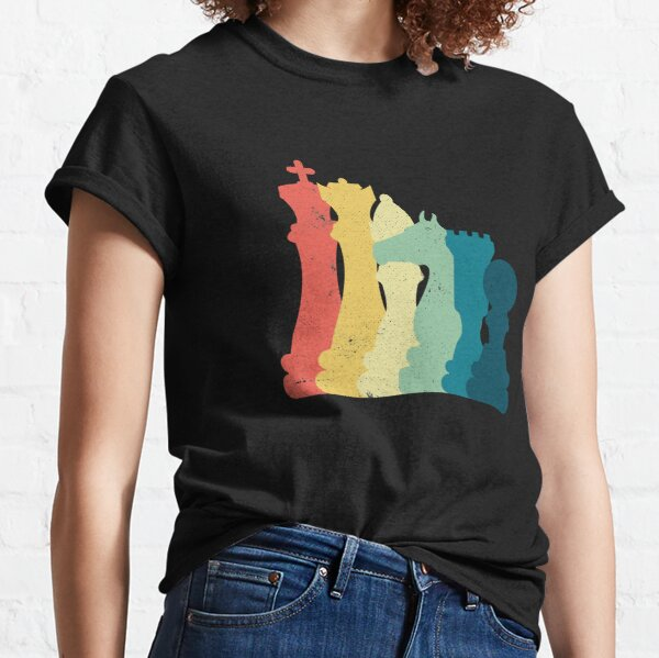 Chess T-shirts and Gift Ideas Classic T-Shirt