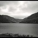 Upper Lake -Glendalough by Ferdinand Lucino
