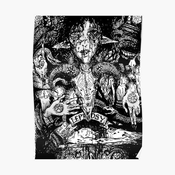 Démon Poster