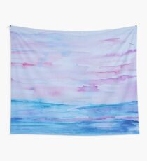 Silent water Wall Tapestry