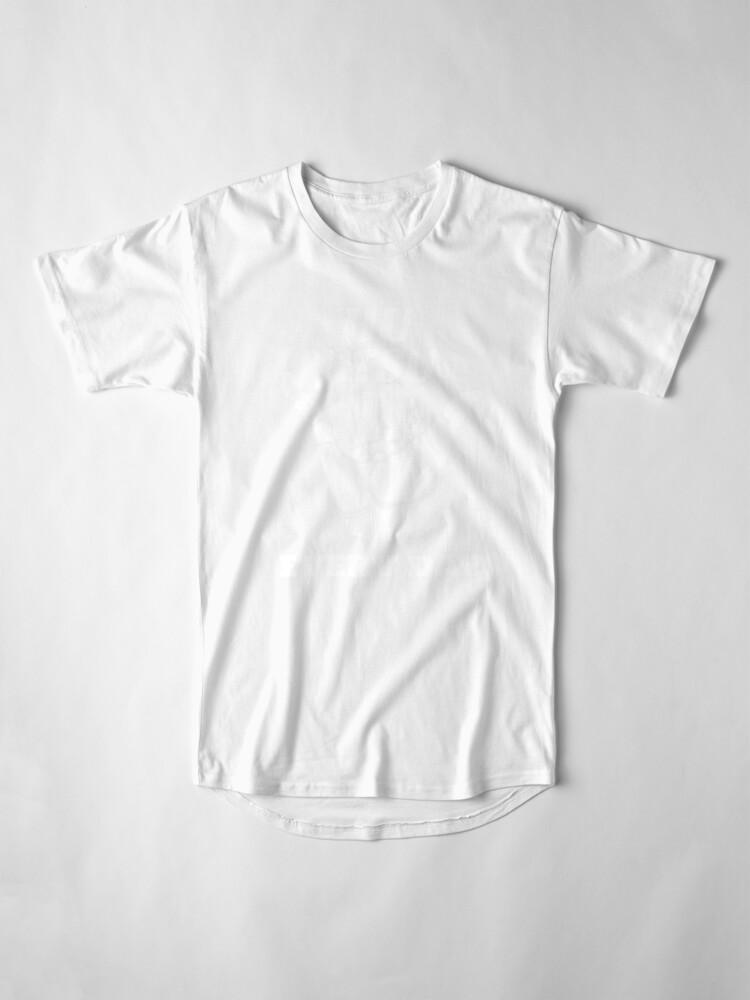 Alternate view of Jiu Jitsu Everyday, Brazilian Jiu Jitsu, BJJ, Grappling Long T-Shirt