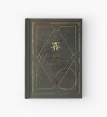 the nice and accurate prophecies of agnes nutter Hardcover Journal