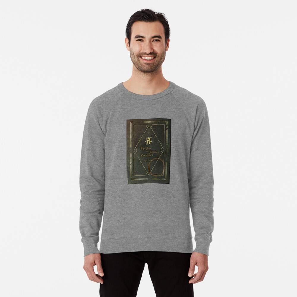 the nice and accurate prophecies of agnes nutter Lightweight Sweatshirt