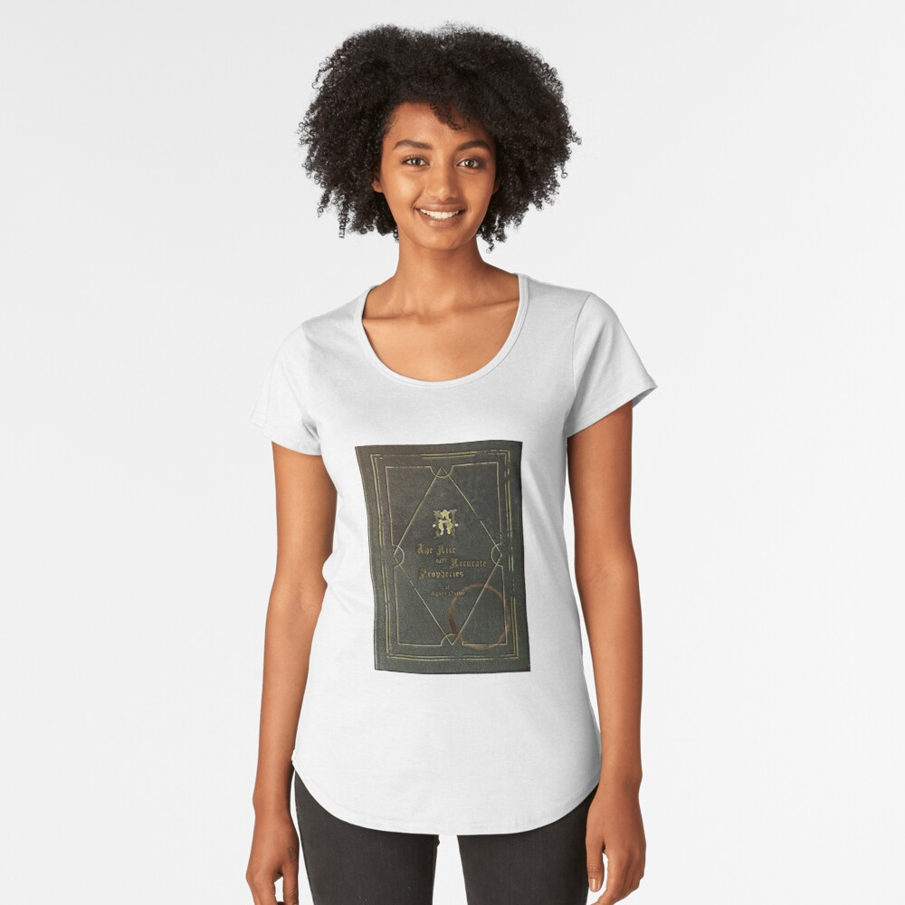 the nice and accurate prophecies of agnes nutter Premium Scoop T-Shirt