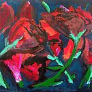 Wild roses by Billyd21c