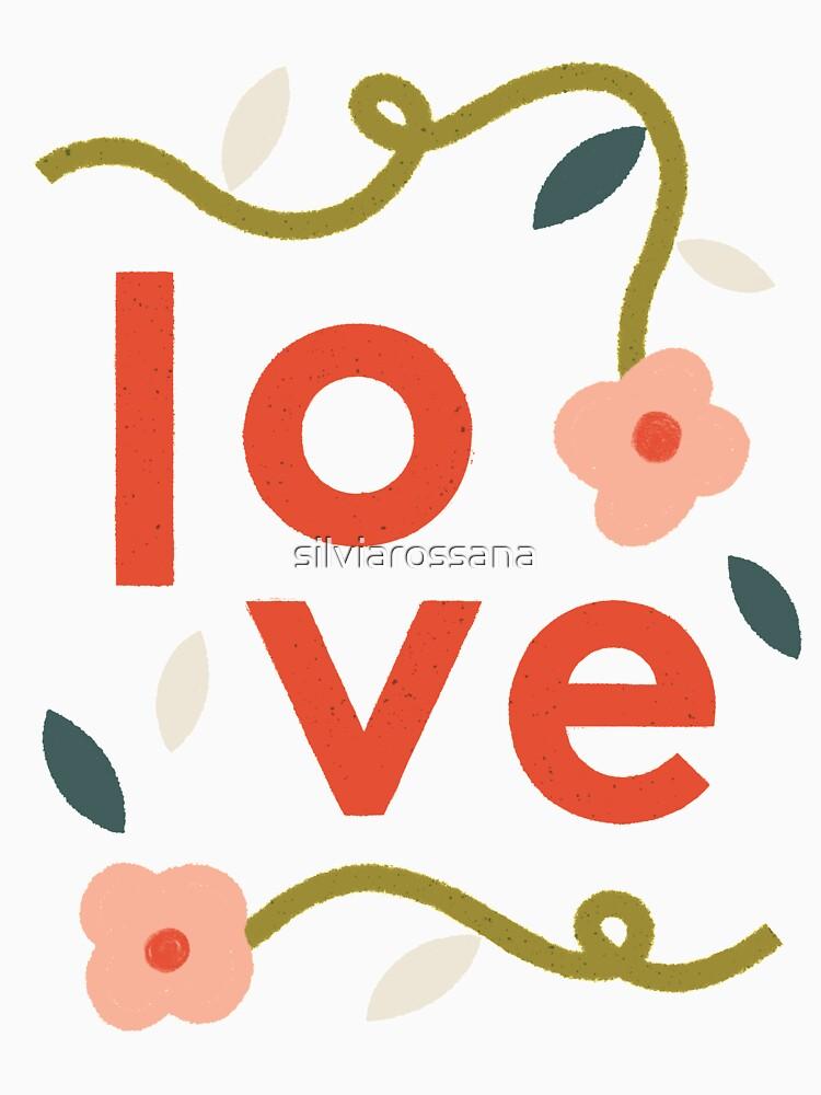 Pink Love by silviarossana