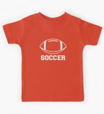 FOOTBALL (SOCCER) Kids Clothes