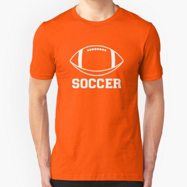 FOOTBALL (SOCCER) Slim Fit T-Shirt