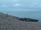 Porlock Weir Beach by WatscapePhoto