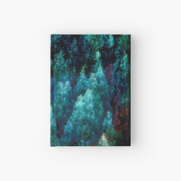 Timber Hardcover Journal