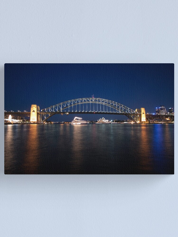 Alternate view of McMahons Point Canvas Print