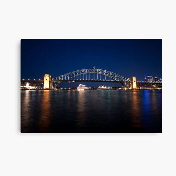 McMahons Point Canvas Print
