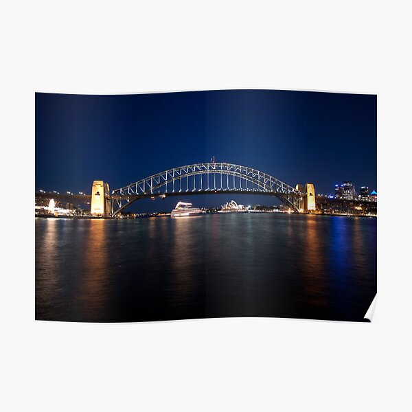 McMahons Point Poster