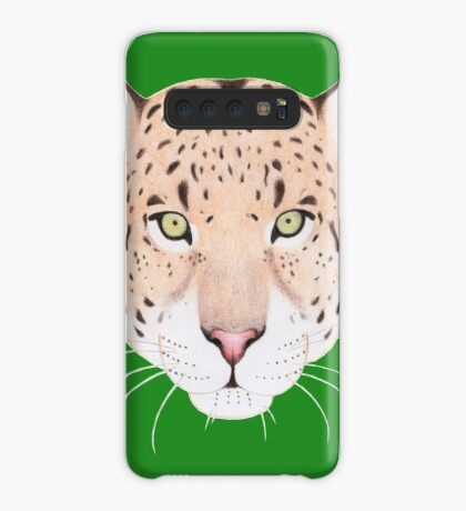 African Leopard Case/Skin for Samsung Galaxy