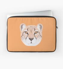 African Cheetah Laptop Sleeve