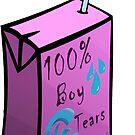 100% Boy Tears by mavisshelton