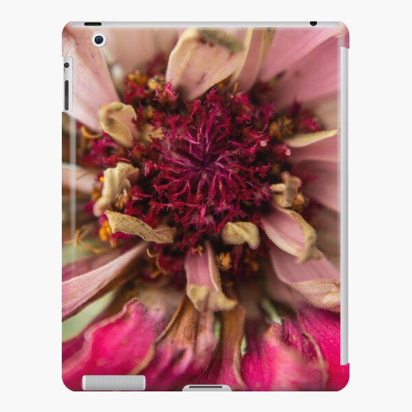 Fading fragile beauty iPad Snap Case