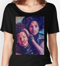 Les twins Women's Relaxed Fit T-Shirt