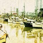 Fisherman's Wharf by pat gamwell