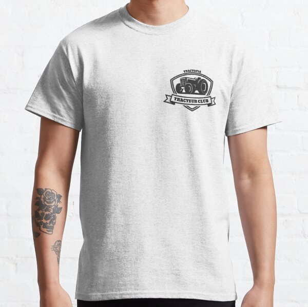 Tracteur club T-shirt classique