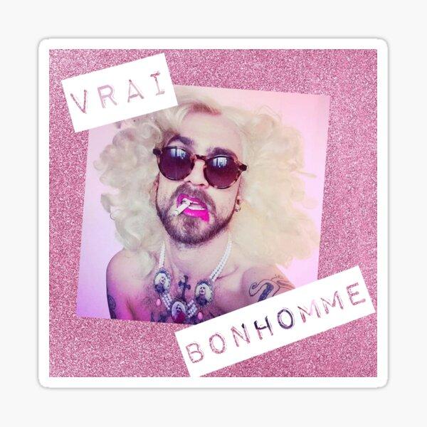 Lolla Wesh Vrais bonhomme Sticker