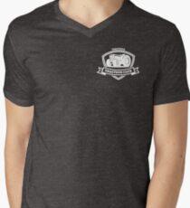 Tracteur club T-shirt col V