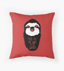 Cojín Evil Sloth