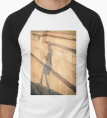 Shadow  Men's Baseball ¾ T-Shirt