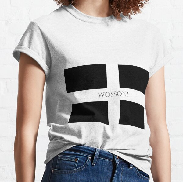 Wosson? Classic T-Shirt