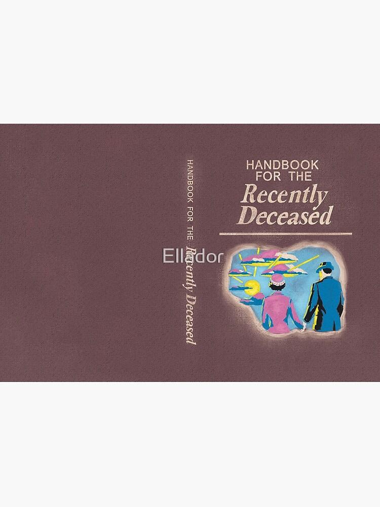 Handbuch für die kürzlich Verstorbenen von Ellador