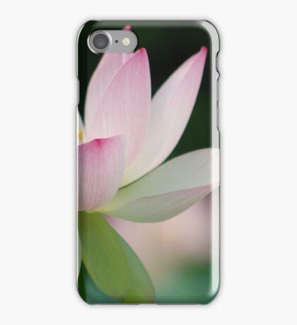 lotus position iPhone Case/Skin