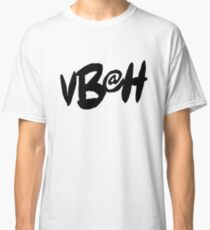 Vandalism Begins At Home Logo Classic T-Shirt