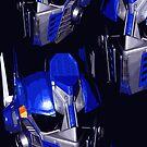 Optimus Prime Masks by AndrewPS3Panda