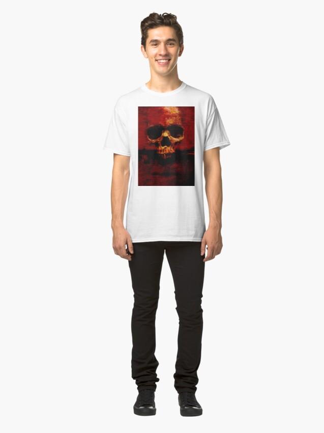 Alternate view of Skull XVIII (Patrick) Classic T-Shirt