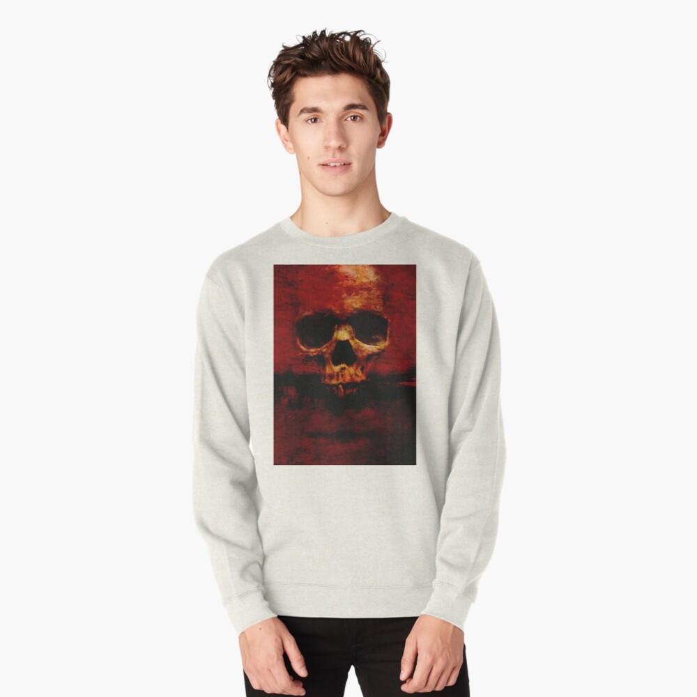 Skull XVIII (Patrick) Pullover Sweatshirt