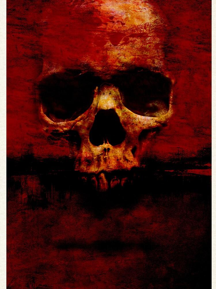 Skull XVIII (Patrick) by Mackill