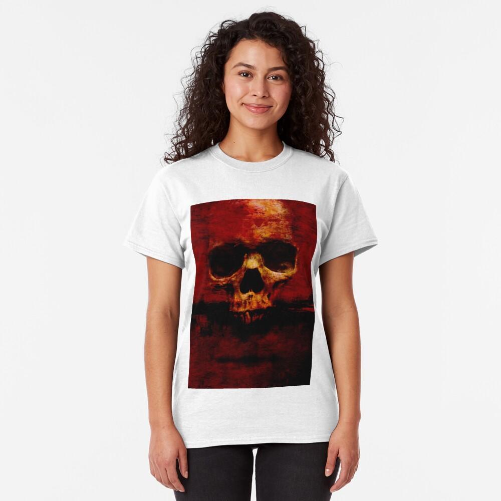 Skull XVIII (Patrick) Classic T-Shirt