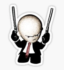 Agent 47 - Hitman Sticker