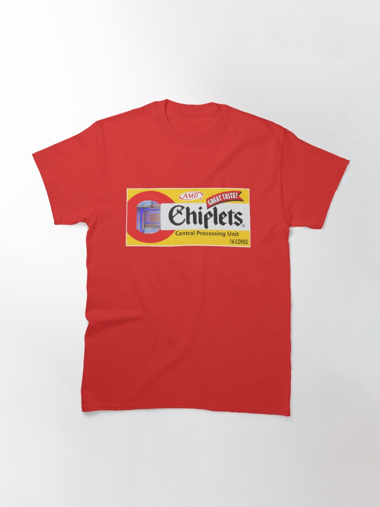 Alternate view of AMD Chiplets Shirt Classic T-Shirt