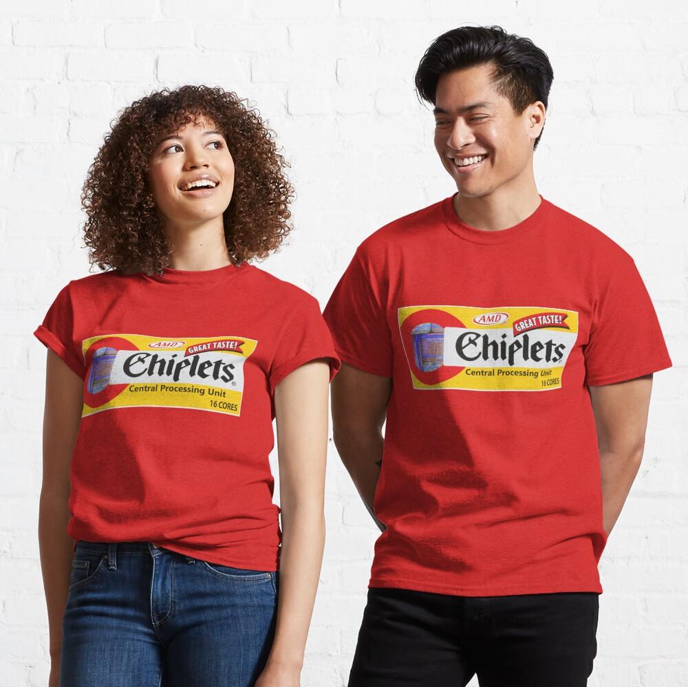 AMD Chiplets Shirt Classic T-Shirt