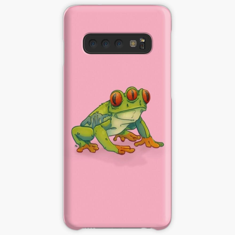 3 EYES FROG Case & Skin for Samsung Galaxy