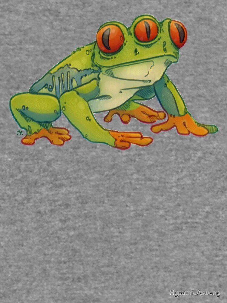 3 EYES FROG by HypathieAswang