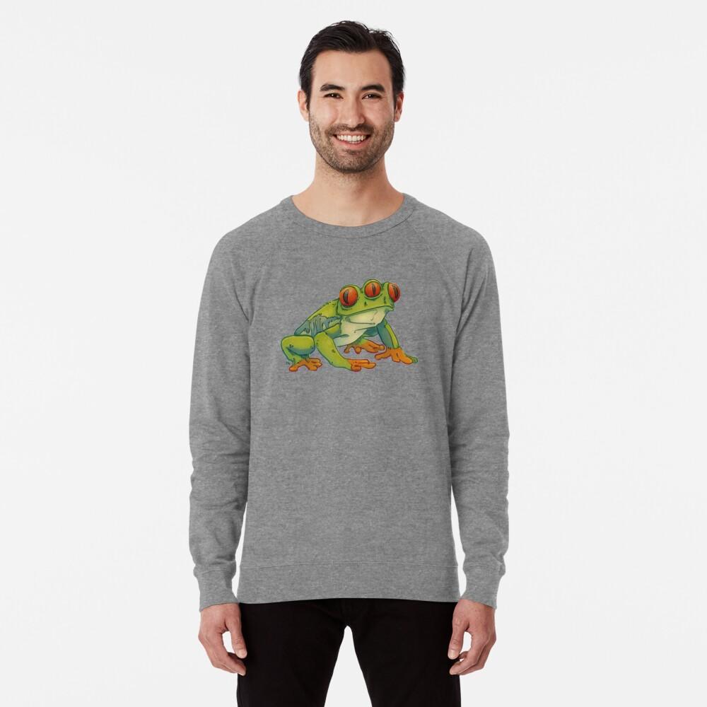 3 EYES FROG Lightweight Sweatshirt